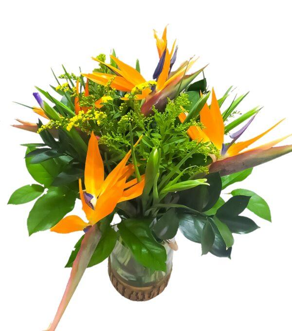 Ramo de flores Amazónico