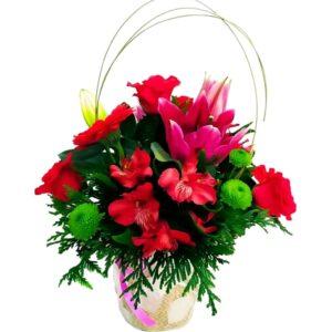 Flores de Felicidad